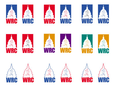 WRC members and logos come in a variety of flavors and colors. Some varieties are only released for a limited time.